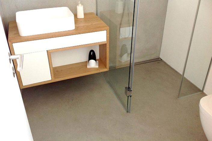 betonboden poliert