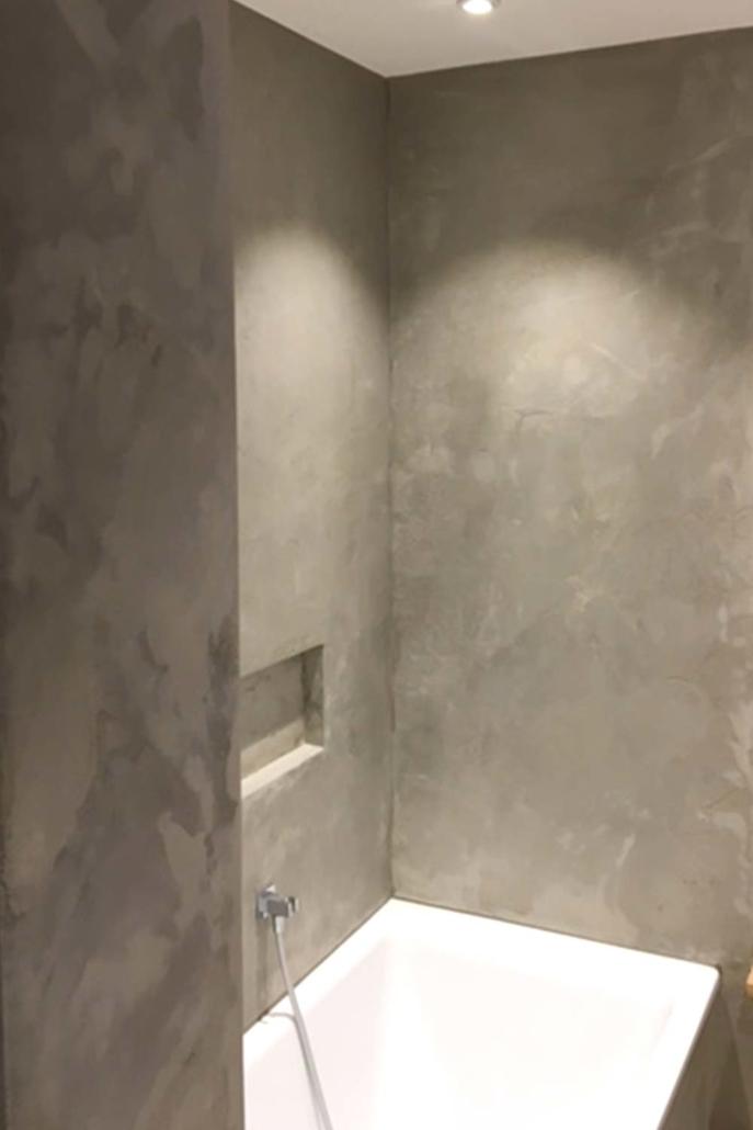 sichtbeton badezimmer